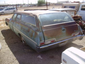 1967 Chevrolet S/W (67CH5585C)