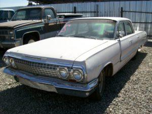 1963 Chevrolet Bel Air (63CH0842D)