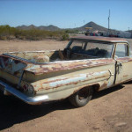 1960 Chevrolet El Camino (60CH1059D)