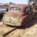 1941 Chevrolet  Car (41CH1551C)