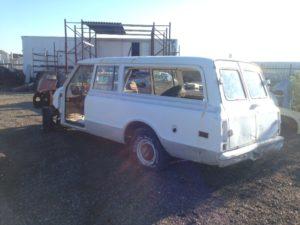 1968 Chevy Suburban (68CT8723D)
