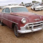 1953 Chevrolet 210 Delray (53CH2417C)