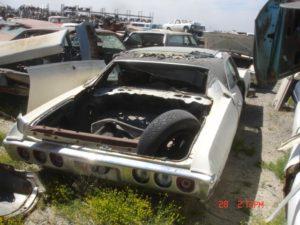 1968 Chevrolet Caprice (68CH5263D)
