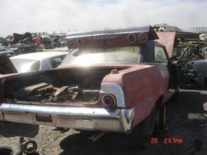 1964 Chevrolet Biscayne (64CH5251D)