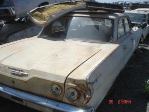 1963 Chevrolet Biscayne (63CH0189D)