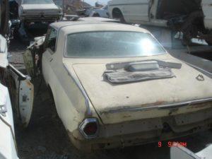 1964 Chrysler New Yorker (64CR9015D)