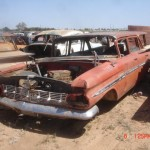 1959 Chevy Station wagon (59CH8220C)