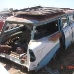 1956 Chevrolet Station wagon (56CH9199C)