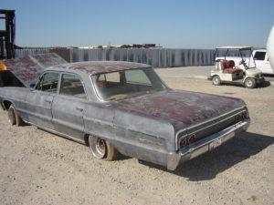 1964 Chevrolet Bel Air (64CH0414D)