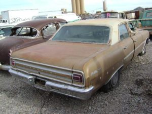1965 Chevrolet Malibu (65CH9189D)