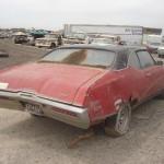 1969 Buick Skylark (69BU3446D)