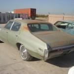 1970 Buick Skylark (70BU5256D)