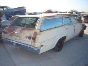 1965 Chevrolet Bel Air (65CH5724D)