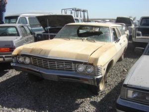 1967 Chevrolet Bel Air (67CH5065D)