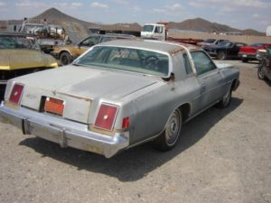 1978 Chrysler Cordoba (78CR6347D)