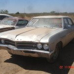 1967 Buick Special (#67BU6679D)