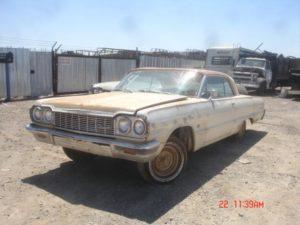 1964 Chevrolet Impala (64CH5831D)