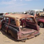 1954 Chevrolet Station wagon(54CH1795C)