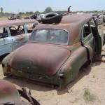 1951 Chevrolet Car (51CH1186C)