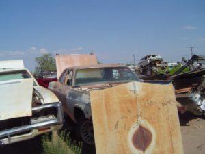 Gebruikte Chevrolet onderdelen motorkap