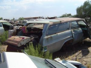 1966 Gebruikte Chevrolet Onderdelen