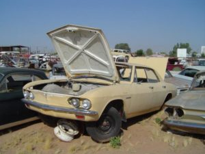 1965 Chevrolet Corvair (65CH6080C)