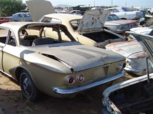 1961 Chevrolet Corvair (61CH5433C)