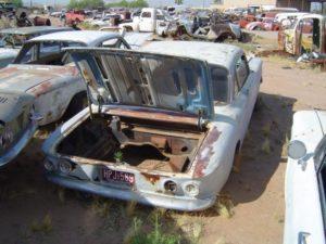 Chevrolet gebruikt plaatwerk