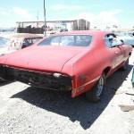 1972 Buick Skylark (721991D)