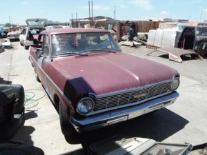 1965 Chevy II (65CH2666D)