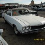1972 Buick Skylark (72BU4151D)