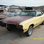 1972 Buick Skylark (72BU8740D)