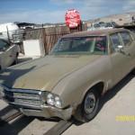1968 Buick Skylark (68BU0840D)