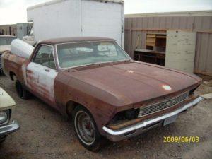 1966 Chevrolet El Camino (66CH9789D)