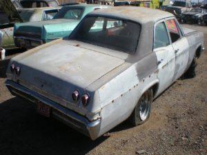 1965 Chevrolet Bel Air (65CH9473D)
