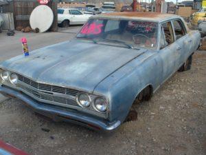 1965 Chevrolet Malibu (65CH7755D)
