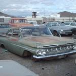 1959 Chevrolet Biscayne (59CH8777C)