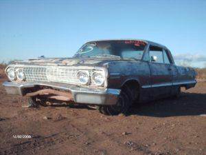 1963 Chevrolet Impala (63CH1372D)