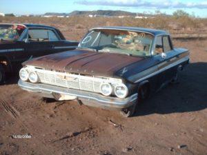 1961 Chevrolet Impala (61CHNV01D)