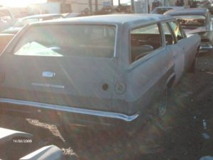 1965 Chevrolet Bel Air (65CH6761D)