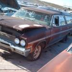 1965 Buick Skylark (#65BUNVD)