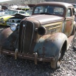 1936 Chevrolet Classic (36CH1219C)