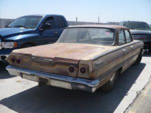 1963 Chevrolet Biscayne (63CH1702D)