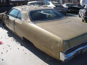 1969 Chrysler 300 (69CR9722D)