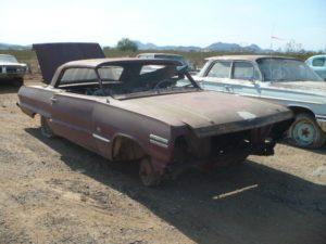 1963 Chevrolet Impala (63CH8196D)
