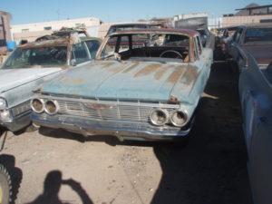1961 Chevrolet Impala (61CH4544D)