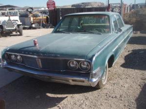 1966 Chrysler Newport (66CH1780D)