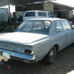 1963 AMC Classic (#63AM4191D)