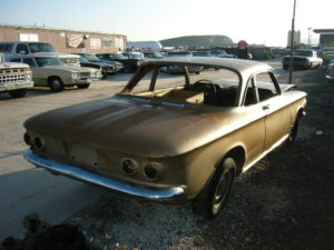 1963 Chevrolet Corvair (63CH1651C)