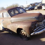 1948 Chevrolet  Car (48CH9642C)